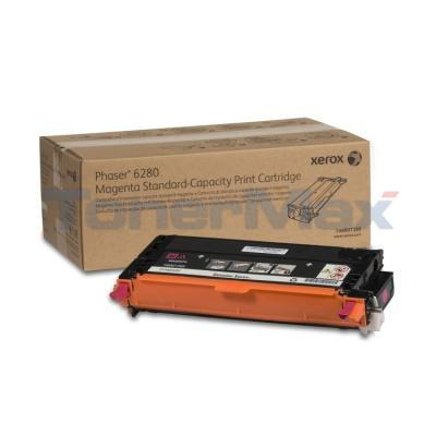 XEROX PHASER 6280 PRINT CARTRIDGE MAGENTA 2.2K
